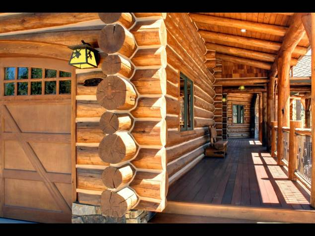 Hand Crafted Logs Strongwood Log Homes Of Georgia