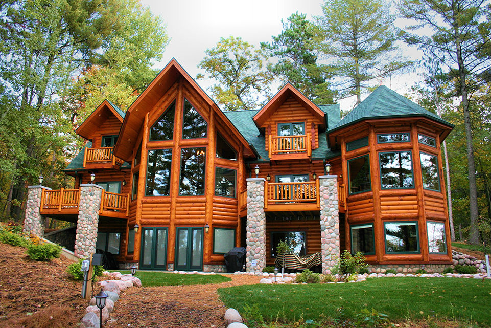Shorewood Lodge Home Plan Strongwood Southeast