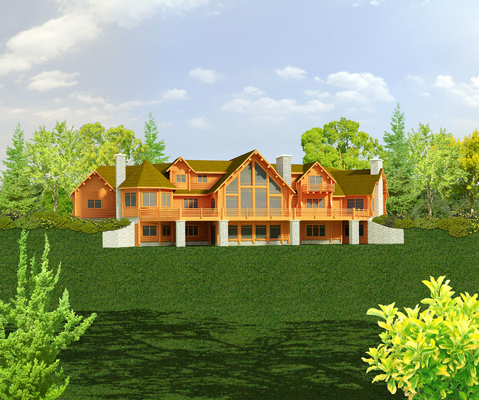 Sunset Harbor Home Plan Strongwood Southeast